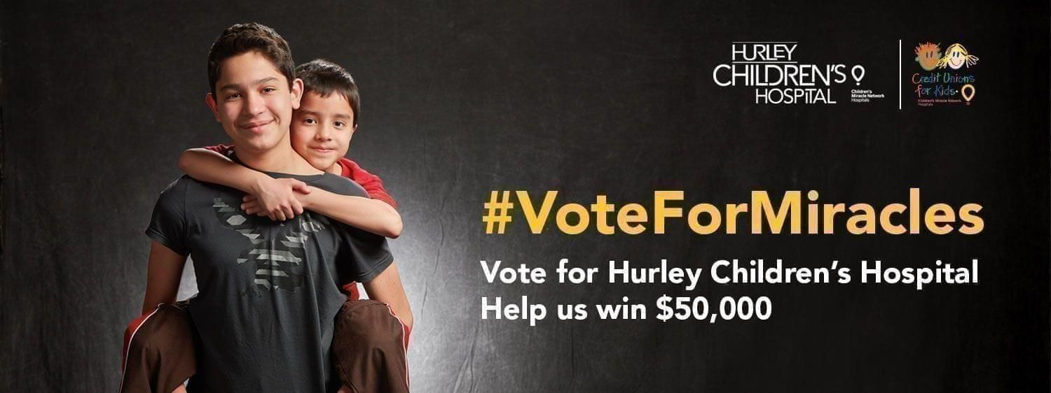 CU4Kids Vote for Miracles Contest