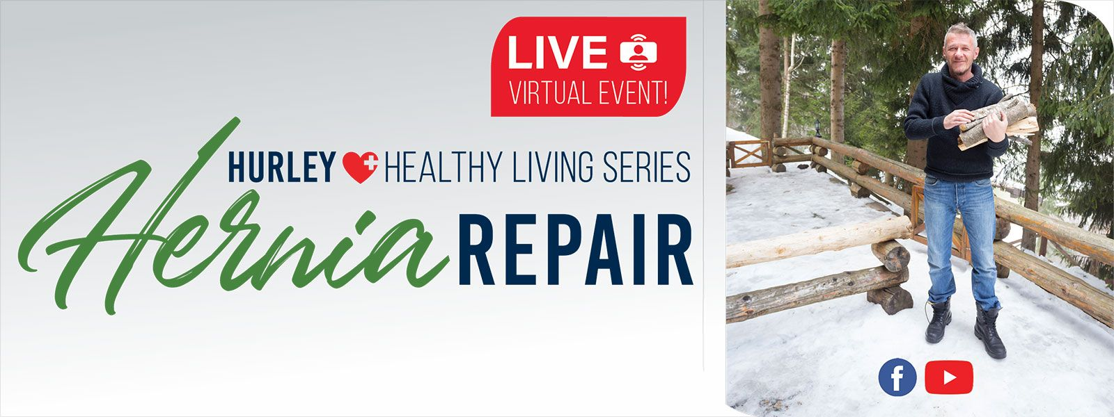 Hernia Repair Virtual Event