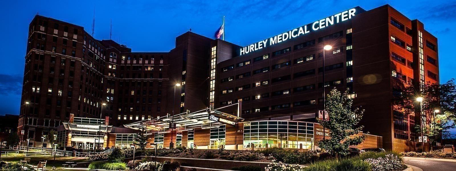 Hurley Medical Center | Accreditations and Affiliations