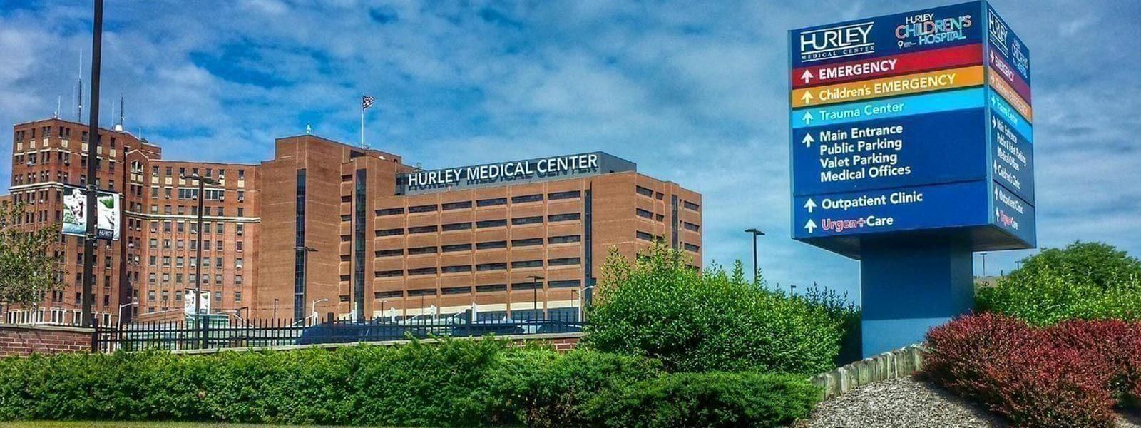 Hurley Medical Center Hurley Medical Center Urgent Care