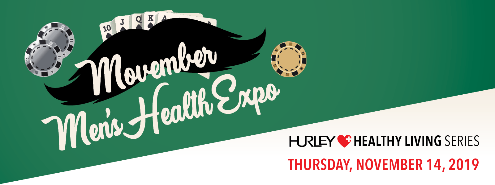Movember Men's Health Expo