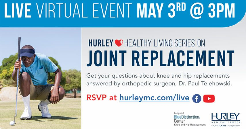Joint Replacement Virtual Event