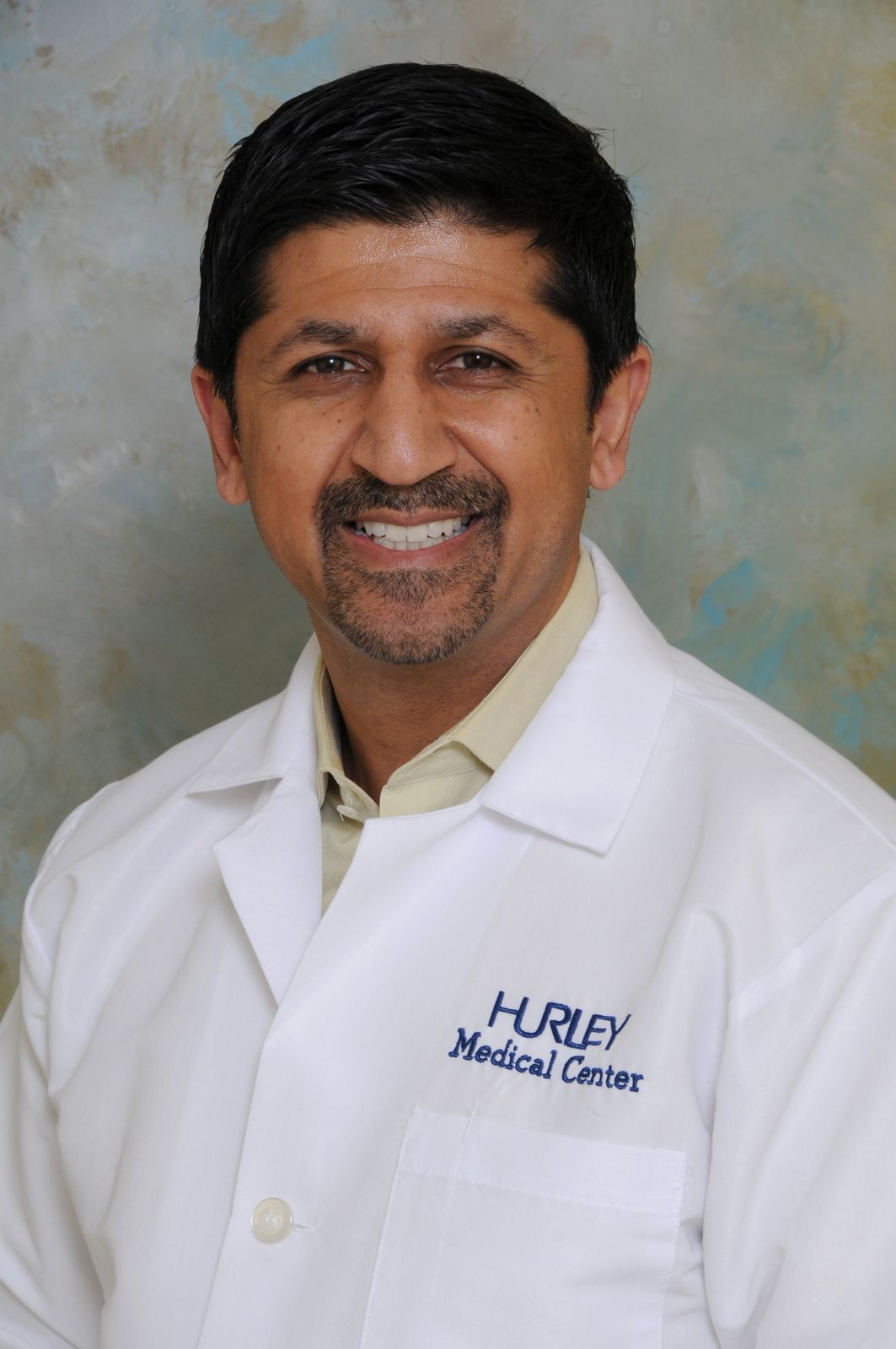 Hurley Medical Center | A  George Dass